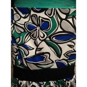 dby ltd Dresses - Size 10 floral print dress